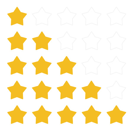 satined: Star icon