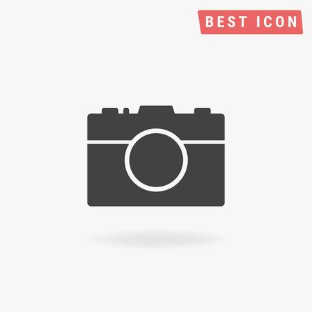 photocamera: Camera icon