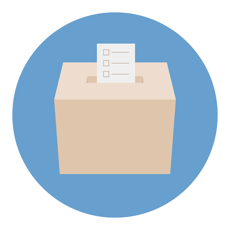 selection box: Ballot box