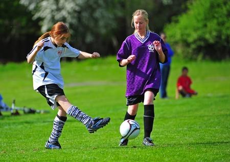 rec: 20110521 Beaverton Or parchi e rec giovani calcio leauge. FC Portland Laughing Zebra
