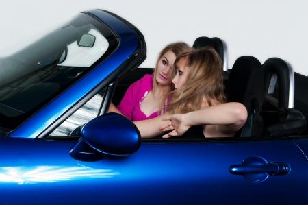 top down car: Driving fast