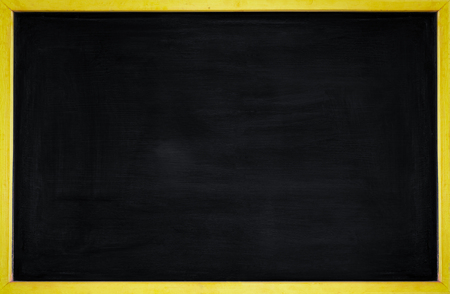 rubbed out on blackboard for background , empty blackboard frame backgrounds