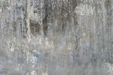 empty old concrete wall background Stock Photo