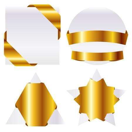 ゴールド フレーム