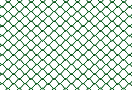 baseball diamond: fence Illustration