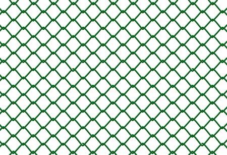 baseball diamond: valla Vectores
