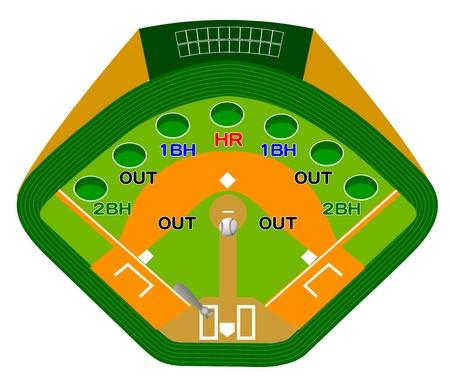 homer: baseball game