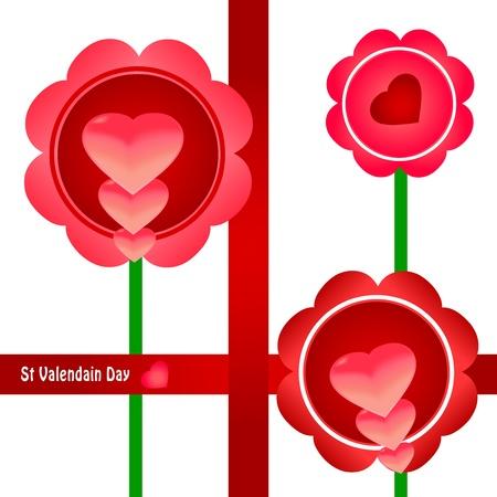 San Valentín marco