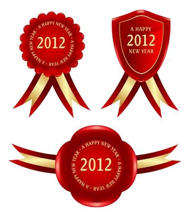 frame 2012 red