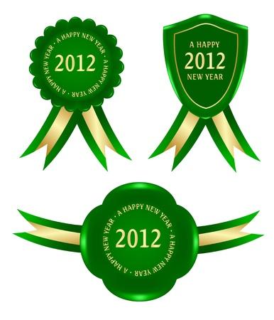mon 12: green frame 2012