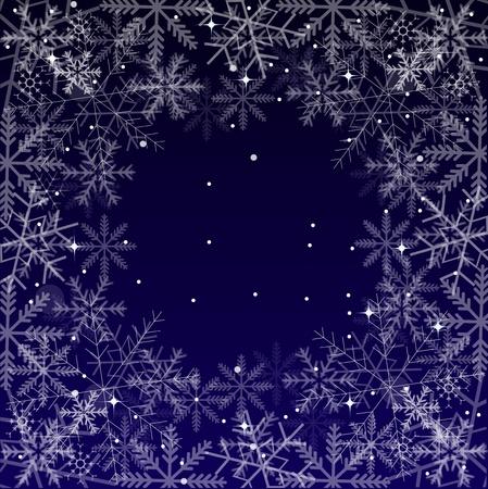 wintry: snow の background