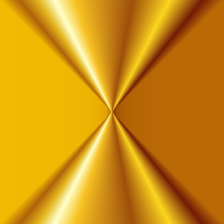 intersect: gold background