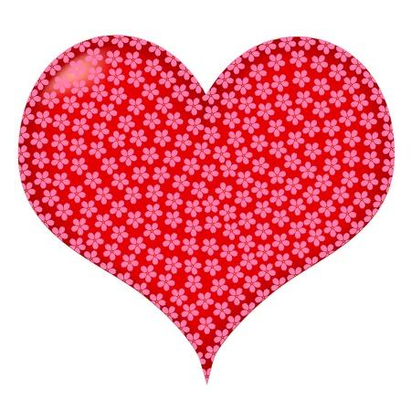 Heart of the cherry Stock Vector - 11922150