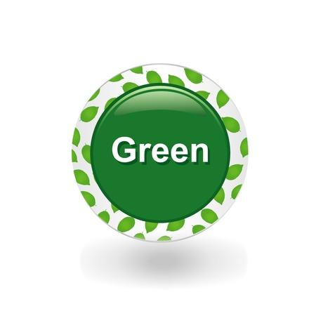 wakaba: green Illustration