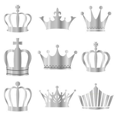 ai: crown Illustration