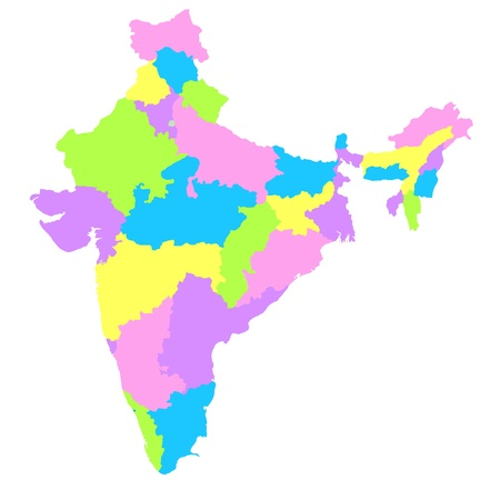 india Stock Vector - 13452489