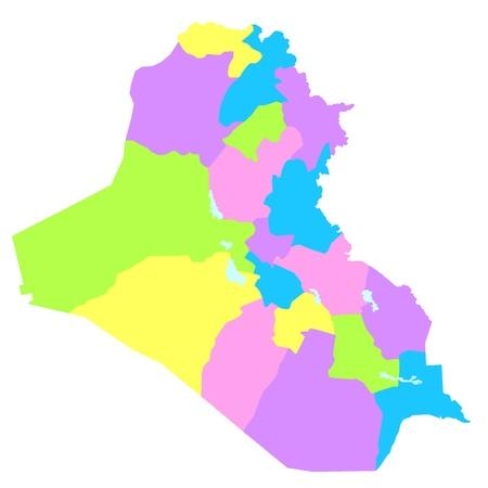 iraq Stock Vector - 13452487
