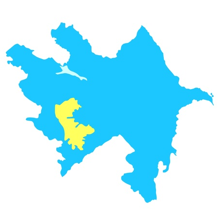 azerbaijan: Azerbaijan Illustration