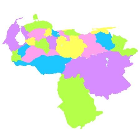 venezuela: Venezuela Illustration