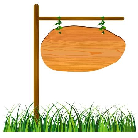 extend: wood Illustration