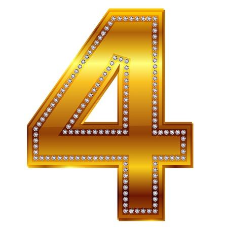 alphanumeric: 4