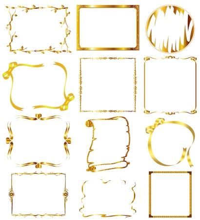 Frame  イラスト・ベクター素材