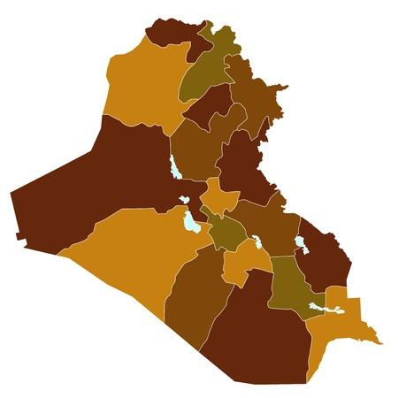 iraq Stock Vector - 14197763
