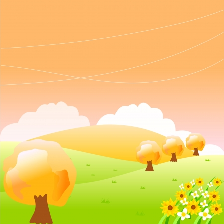 Autumn Stock Vector - 14197886