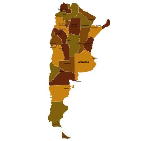 argentina Stock Vector - 14788684