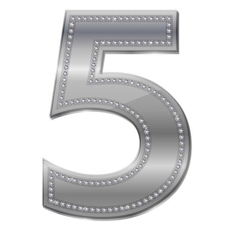 alphanumeric: 5