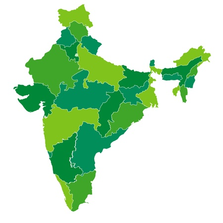 india Stock Vector - 14891400