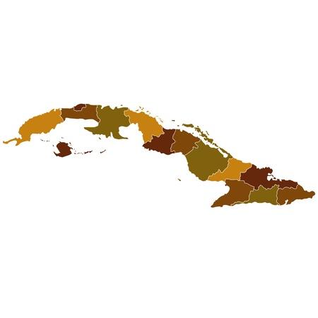 Cuba Stock Vector - 14891434