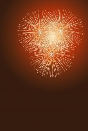 Fireworks Stock Vector - 15216948