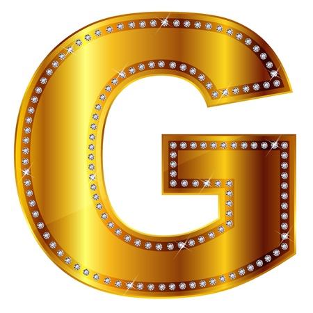 G Stock Vector - 14999130