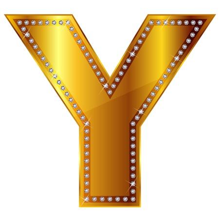 Y Stock Vector - 15077950