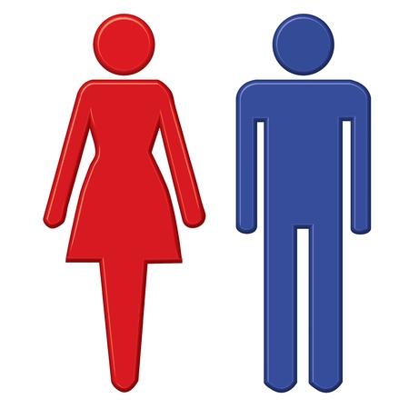 Toilet  イラスト・ベクター素材
