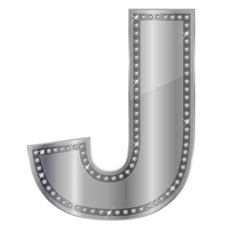 j: J Illustration