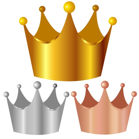 crown Stock Illustratie