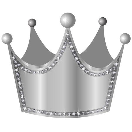 diadem: crown Illustration