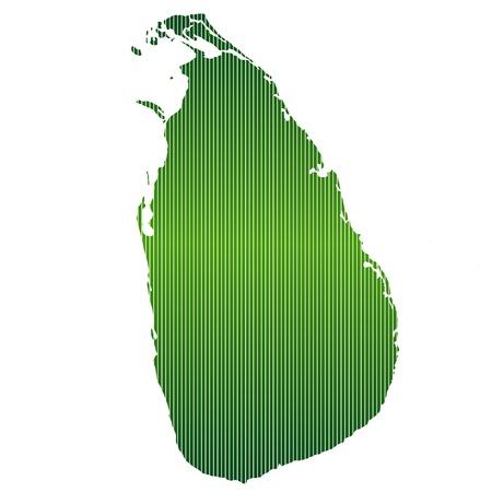 Sri Lanka Stock Vector - 15618894
