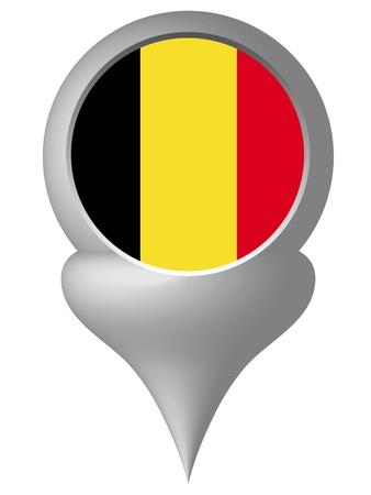 belgium: belgium Illustration