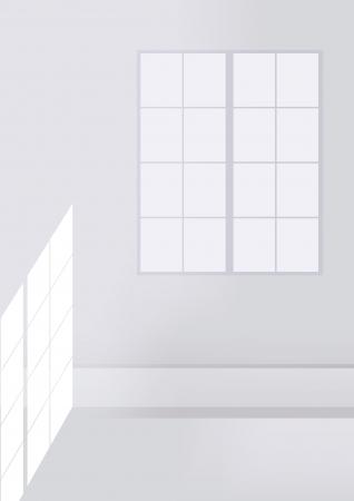 and he shines: Room