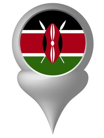 kenya: Kenya Illustration