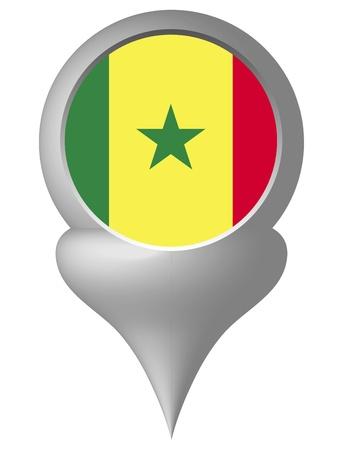 nomination: Senegal Vectores