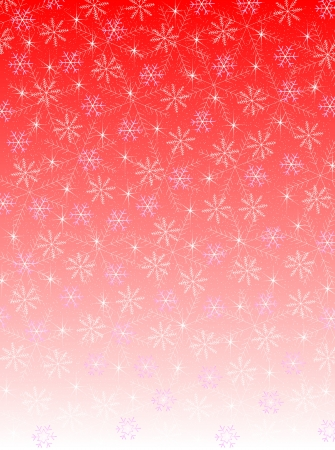 Background of snow Stock Vector - 15731208