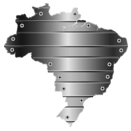 brazil  イラスト・ベクター素材