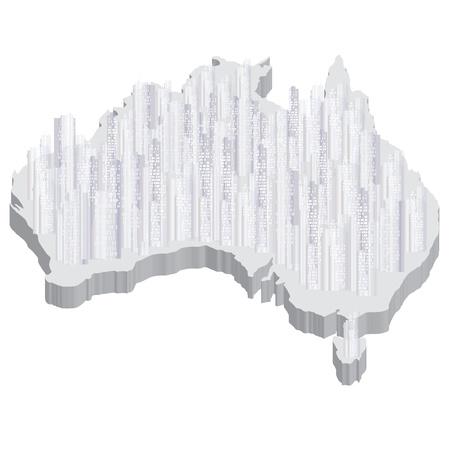 australia Stock Vector - 15755153