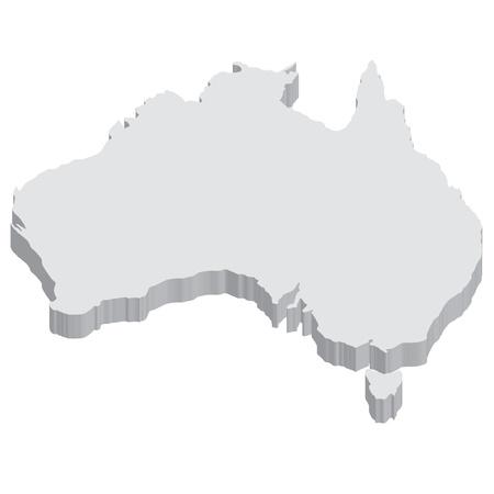 australia: australia Illustration