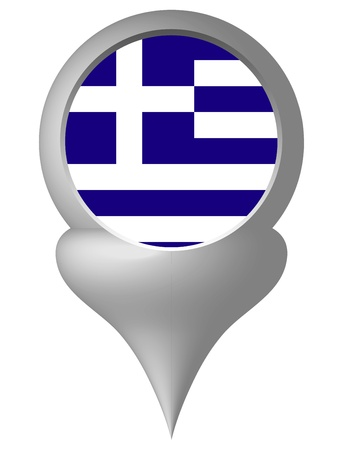 he is no background: greece
