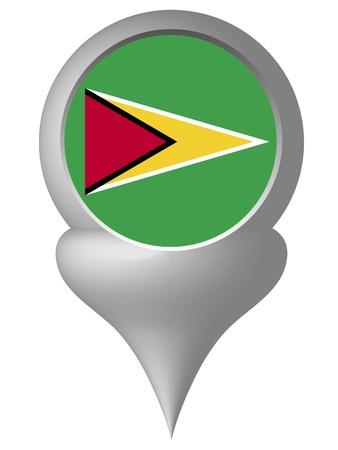 Guyana: guyana Illustration